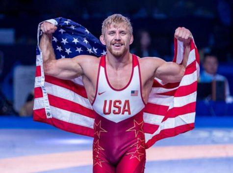 USA Summer Olympic Wrestling